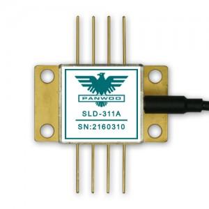 低偏振系列超辐射发光管(SLD)