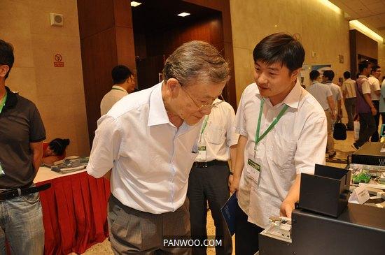 浦丹光电成功参展2013中国(北京)国际光电展览会