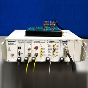 SP-A011A01型光探测器自动测试系统